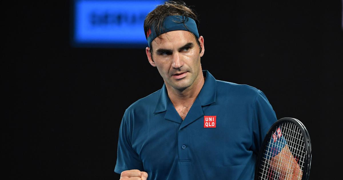 Australian Open Roger Federer Looking Forward To Athletic Attacking Tennis Against Tsitsipas