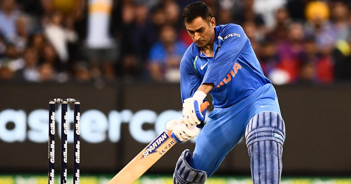 'I am happy to bat at any number for India': MS Dhoni after series win against Australia