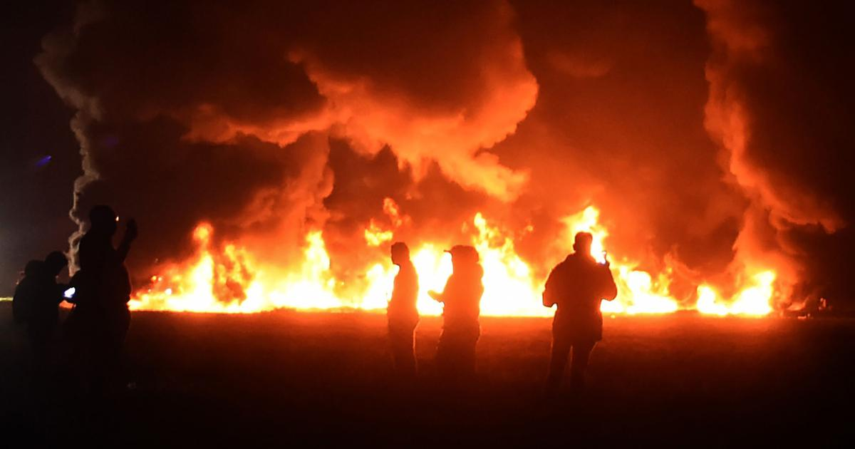 Mexico: At least 21 people killed in pipeline explosion in Hidalgo