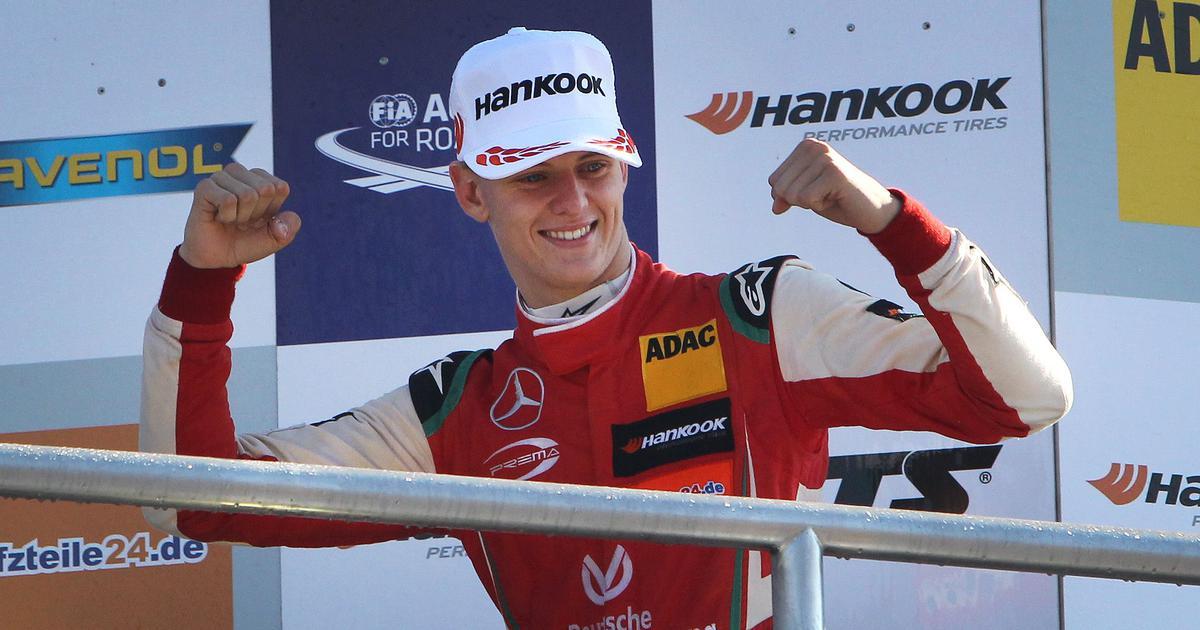 Michael Schumacher's son Mick joins Ferrari Driver Academy