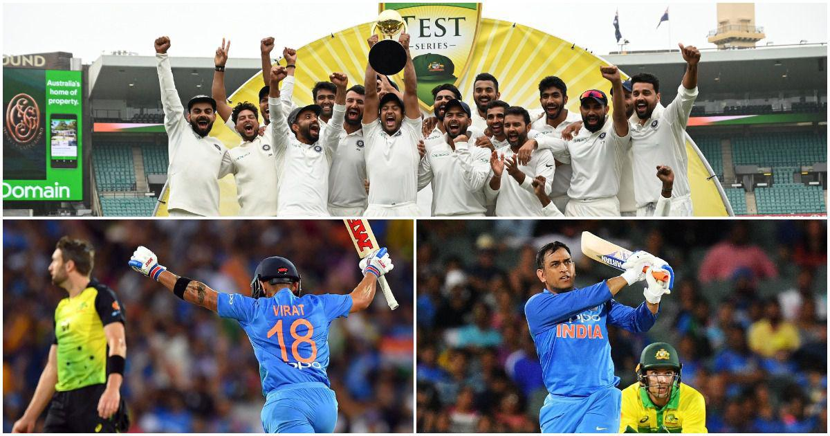 A memorable trip Down Under: Looking back at Indian cricket's successful summer in Australia