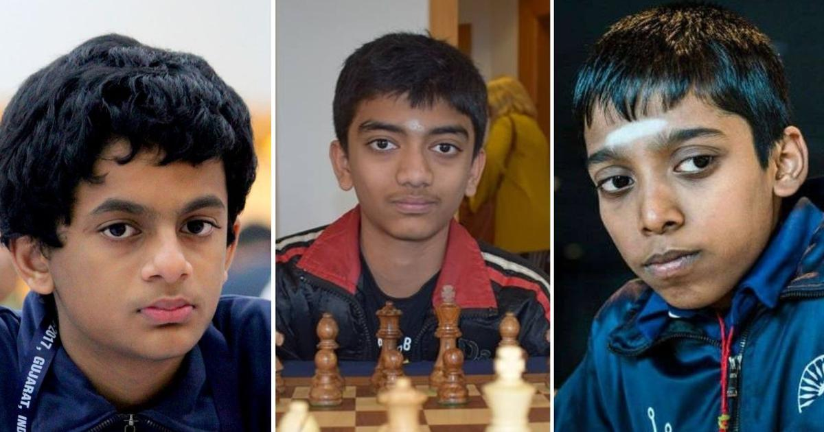 Praggnanandhaa, Sarin and Gukesh: With three young Grandmasters, future of Indian chess is bright