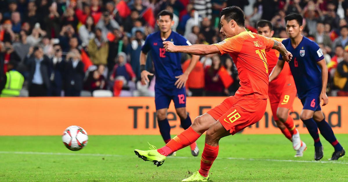 Resultado de imagen para china asian cup 2019