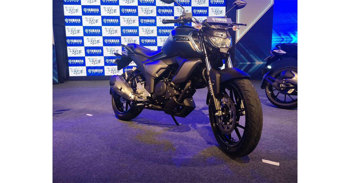 Yamaha launched FZ-S V3.0 in India, introduces ABS for FZ25, Fazer25