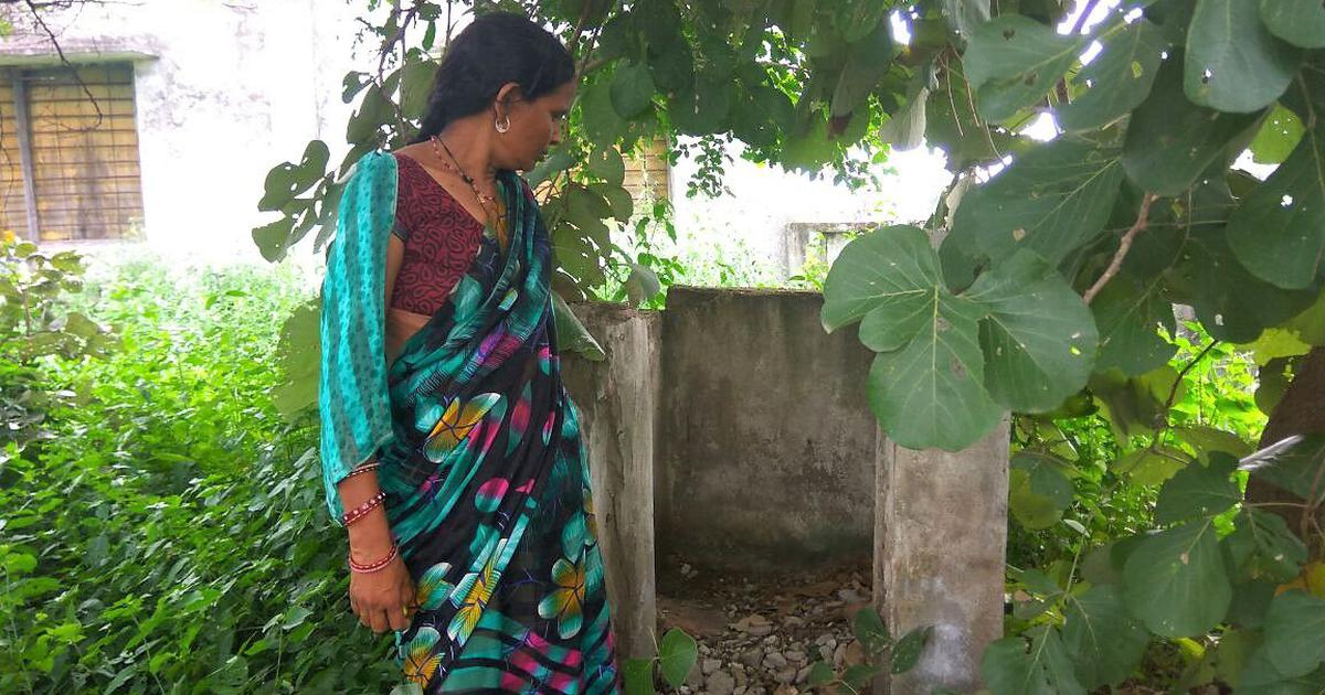 In Uttar Pradesh village declared Open Defecation Free, most households don't have toilets