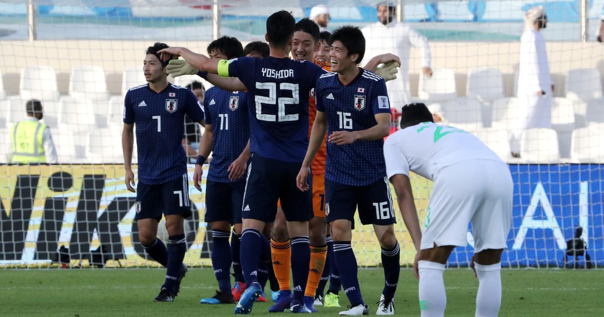 Asian Cup: Takehiro Tomiyasu's header helps Japan into quarters, Saudi Arabia out