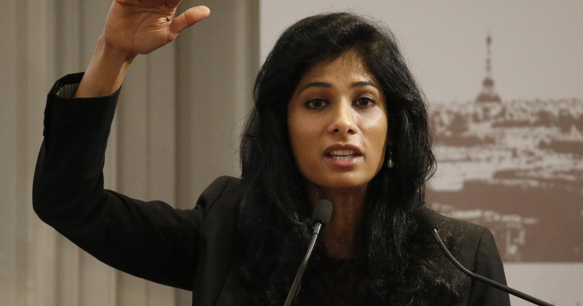 India's high fiscal deficit a cause for concern, says IMF chief economist Gita Gopinath