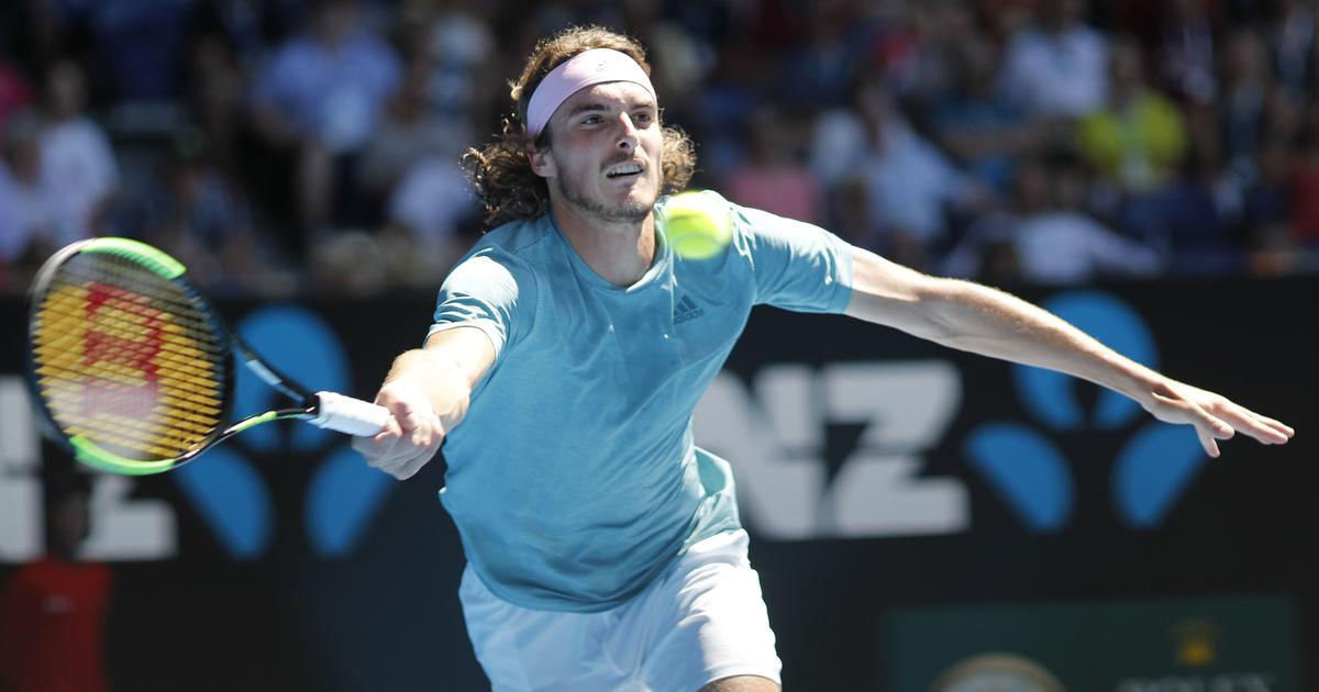 Australian Open: Tsitsipas continues dream run to reach his first Grand Slam semi-final