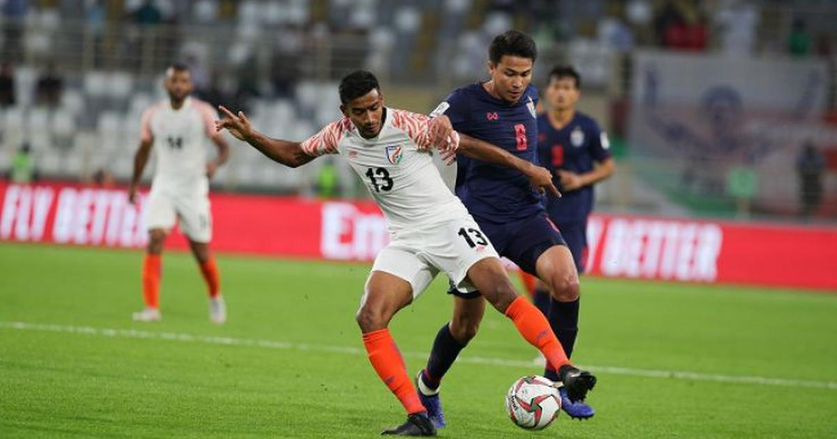 India Hold Asian Champions Qatar to 0-0 Draw