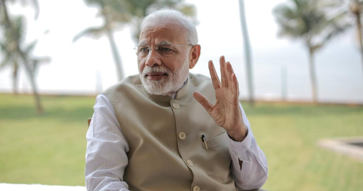 I spent five days in a jungle during Diwali every year to reflect on life, says Narendra Modi