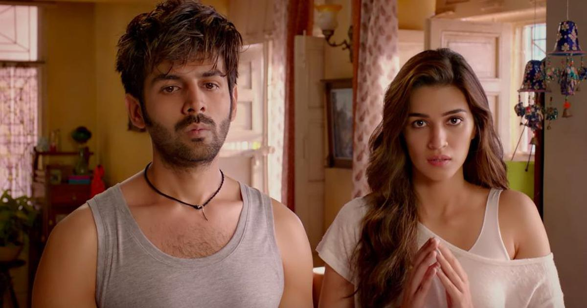 'Luka Chuppi' trailer: Kartik Aaryan and Kriti Sanon play a couple in a secret live-in relationship
