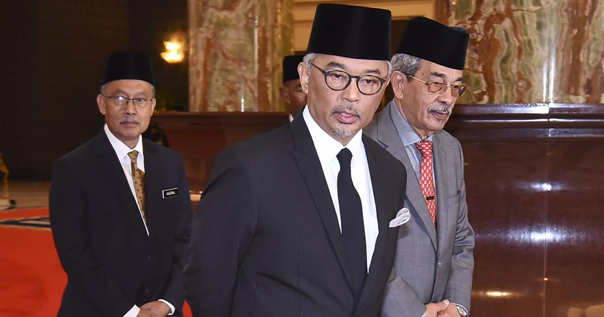 Malaysia: Ruler of Pahang state chosen king after previous monarch abdicated throne three weeks ago