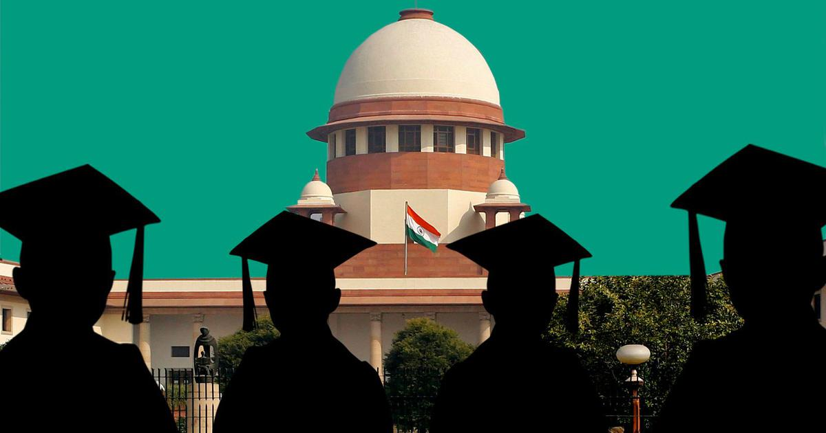 Explainer: How Supreme Court has paved way for universities to cut hiring of Dalit, Adivasi teachers