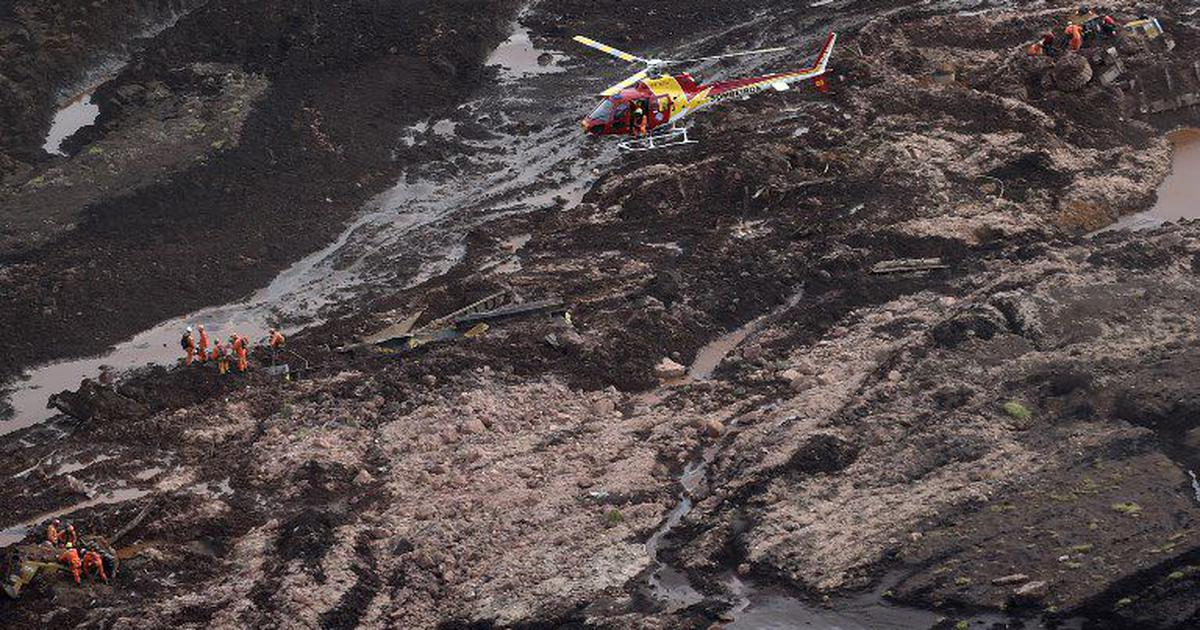 Brazil: At least 7 killed, 150 missing after dam collapses at iron ore mine