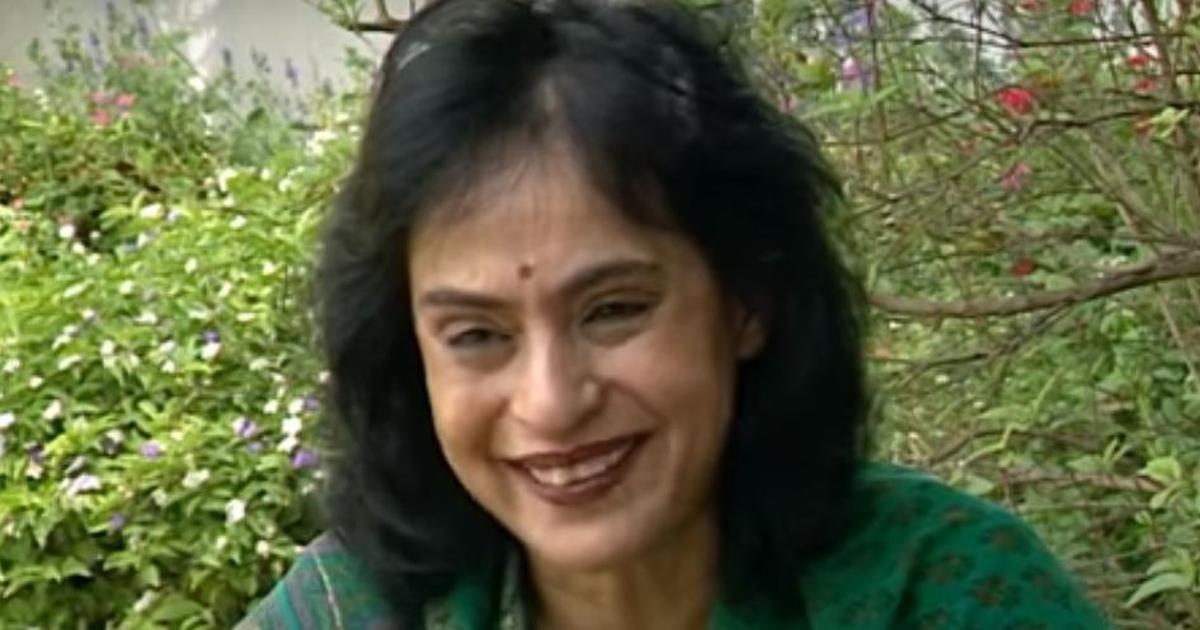 लेखिका गीता मेहता ने पद्म श्री सम्मान लेने से इंकार किया