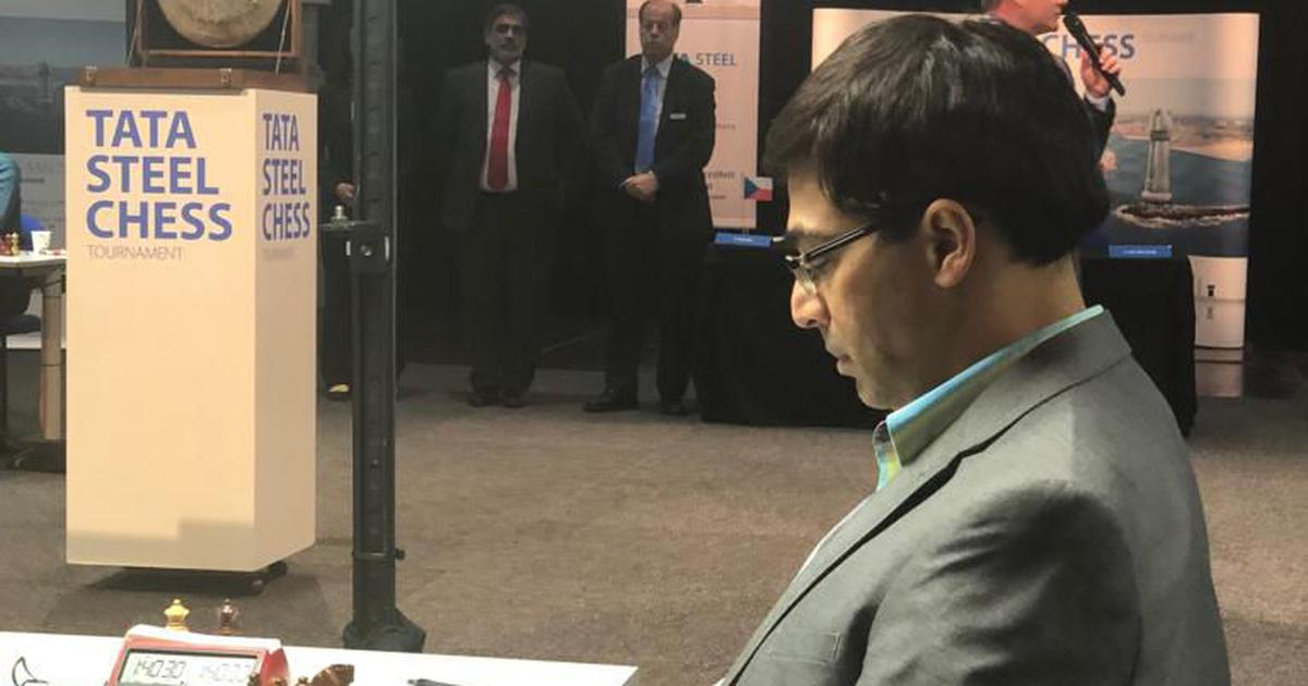 Tata Steel Chess: Anand off to good start with draws against Ding and So, Carlsen takes lead