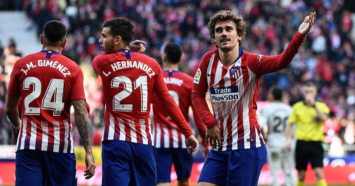 La Liga: Atletico Madrid close gap on leaders Barcelona with a 2-0 win over Getafe