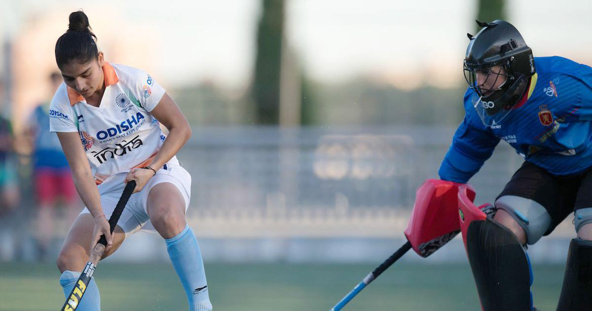 Hockey: Reira, Garcia and Tost score in Spain's come-from-behind 3-2 win over India