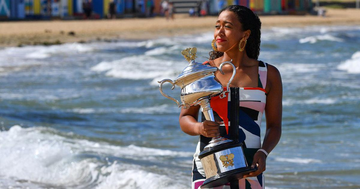 I'm not sure if I'm satisfied: Osaka eyes 'Naomi Slam' after Australian Open triumph
