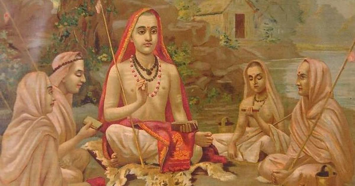 This book on Adi Shankaracharya could have been a vital revaluation of tradition. It isn't