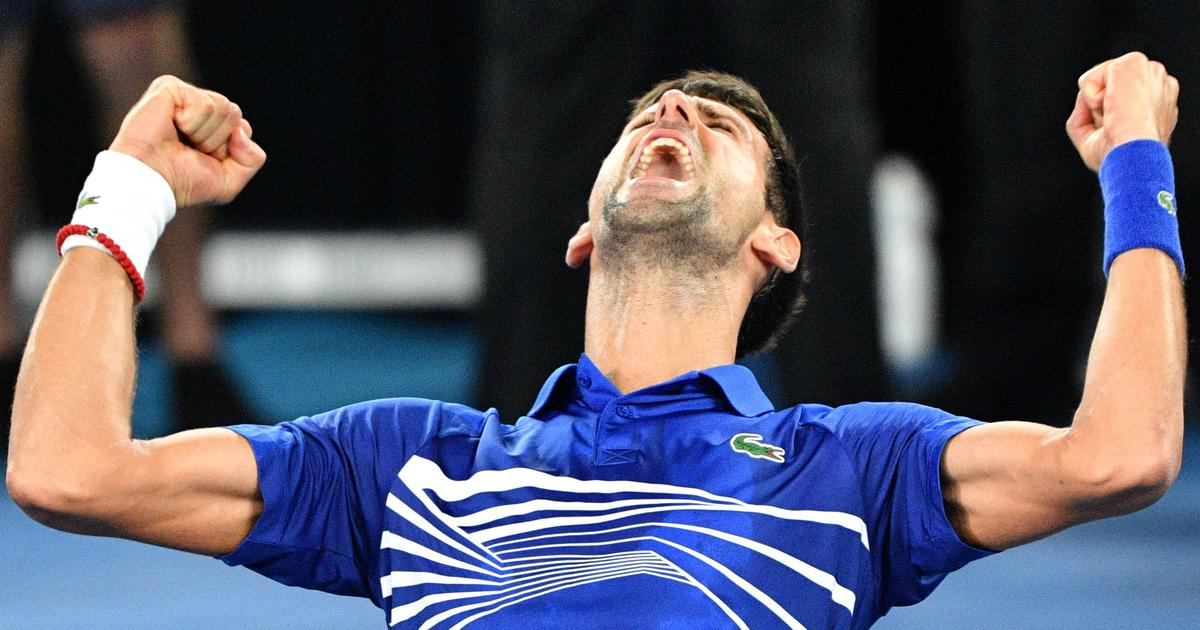 Australian Open final: Novak Djokovic's domination of Rafael Nadal is a sign of things to come
