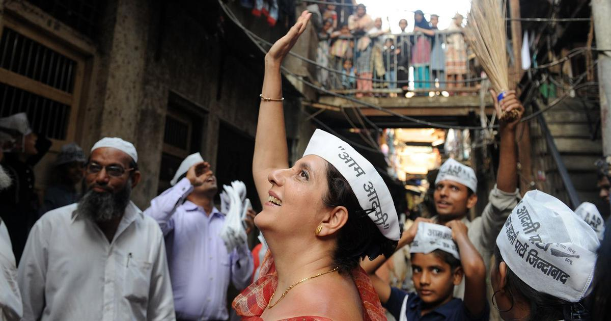 Meera Sanyal didn't win any elections, but she did make a difference in her beloved Mumbai