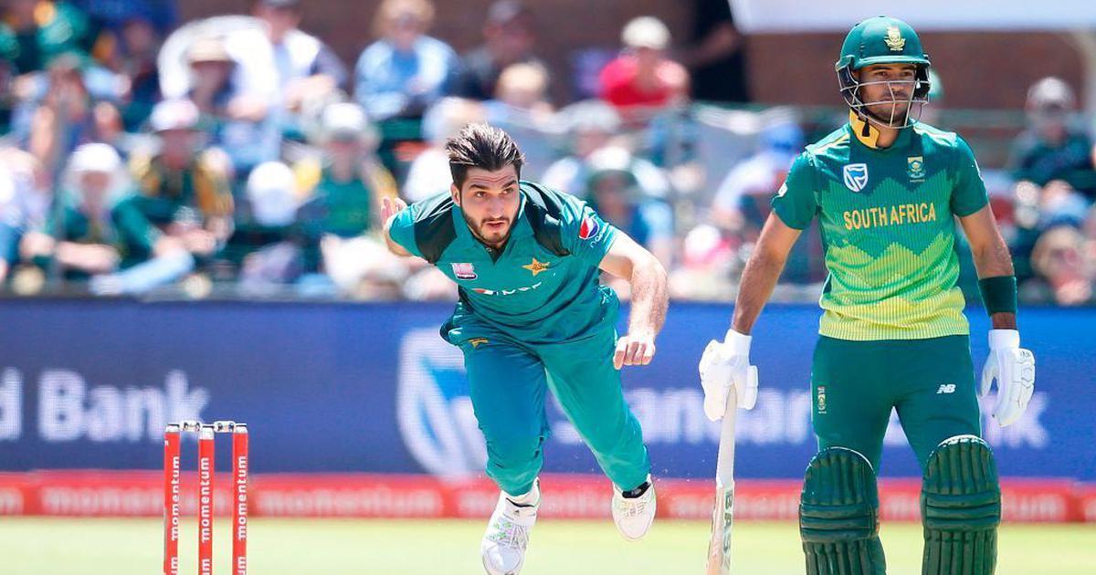 Usman Shinwari, Imam-Ul-Haq star in Pakistan's series-levelling win over South Africa