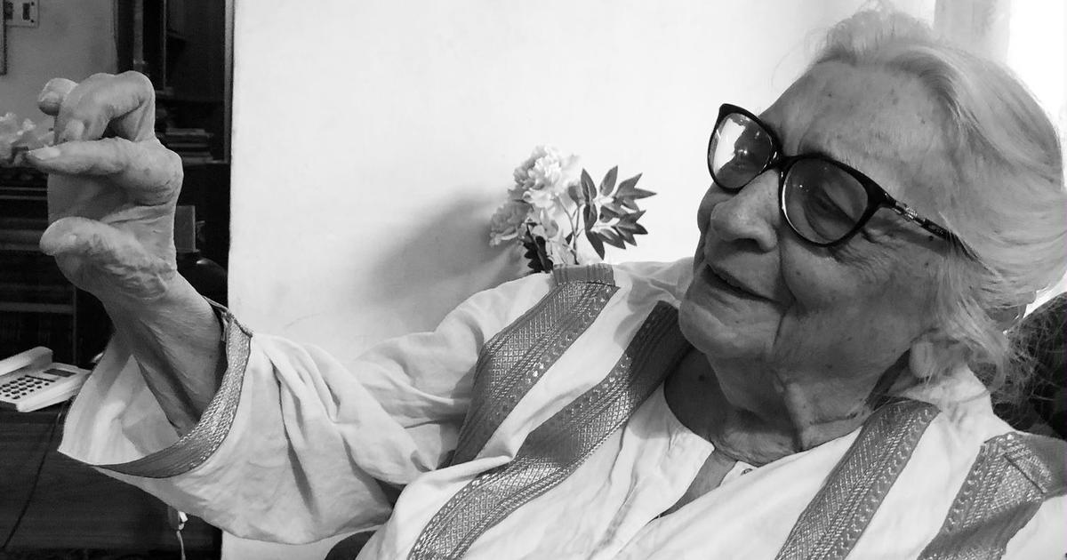 'A Gujarat Here, A Gujarat There': Krishna Sobti fictionalises her own encounter with the Partition