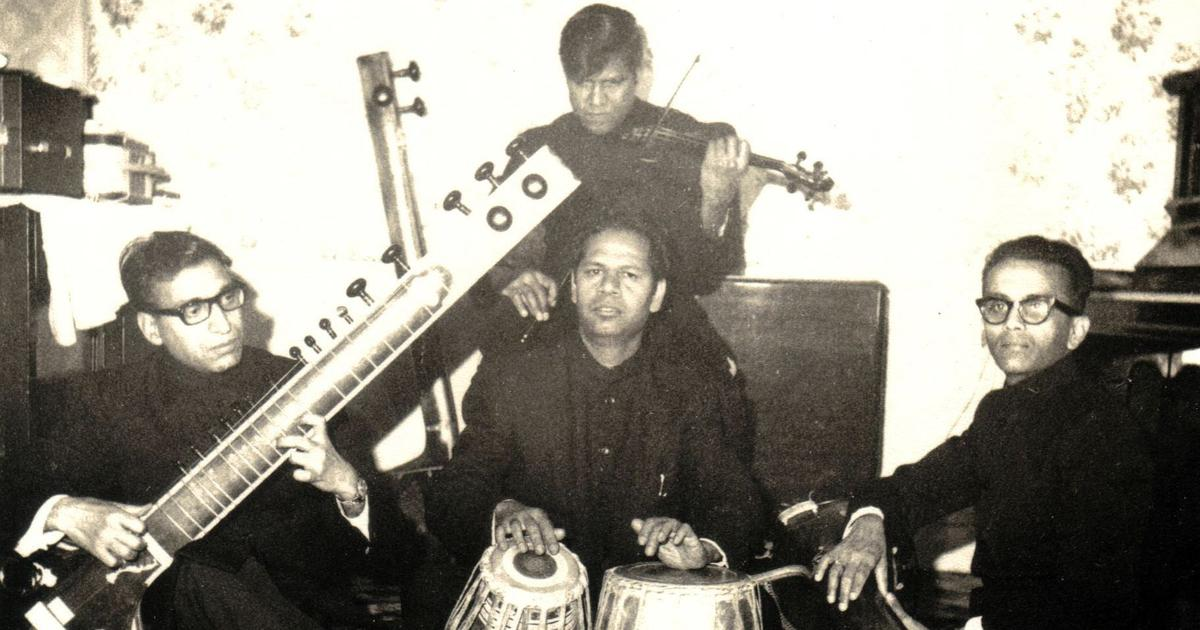 'Jazz Meets India': The 1960s album that put musicians from the East and West on an equal footing