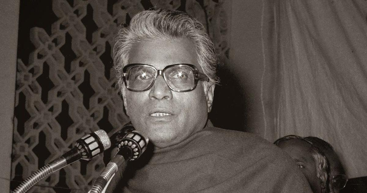 George Fernandes (1930-2019): A man of extraordinary conviction