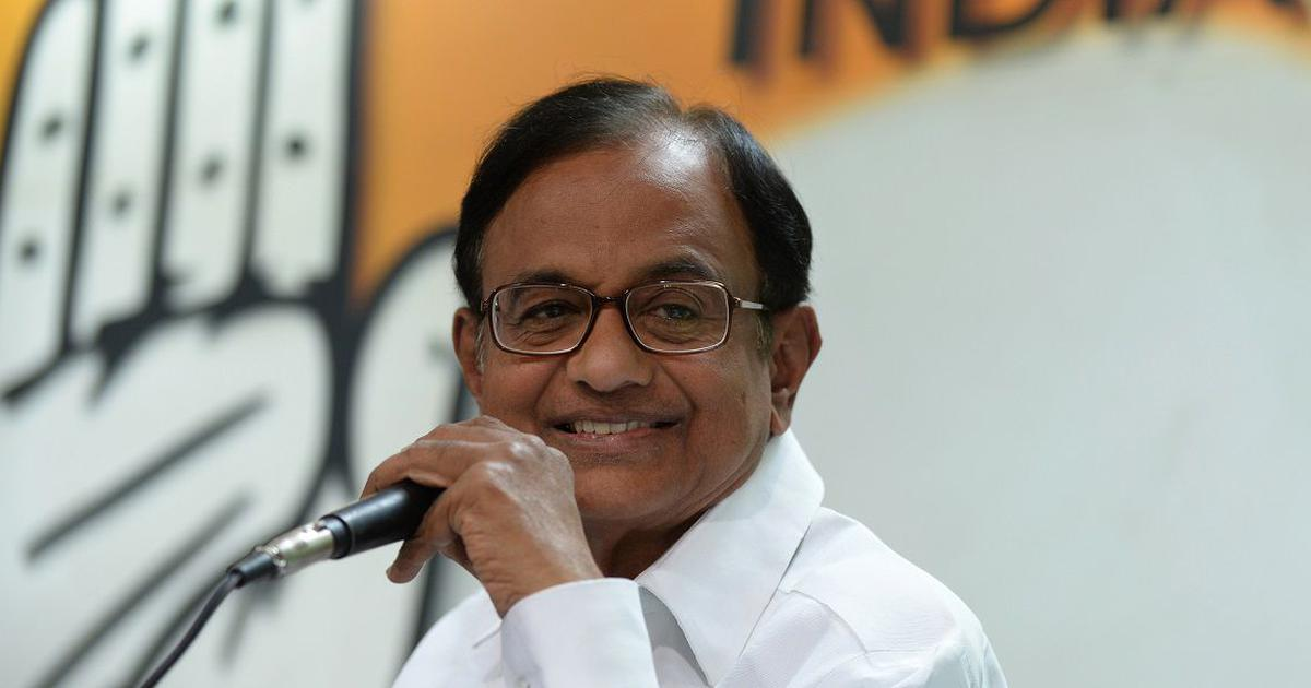 INX Media case: P Chidambaram gets two more weeks of custody, to be allowed home food once a day