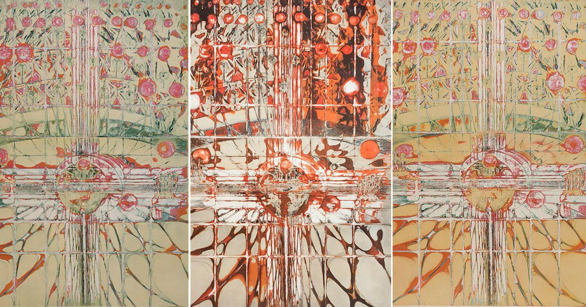 How Indian-born artist Krishna Reddy left an indelible mark on printmaking worldwide
