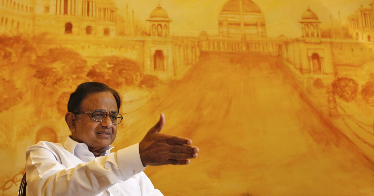 P Chidambaram interview: Minimum income plan aims to wipe out poverty, MGNREGA had limited objective