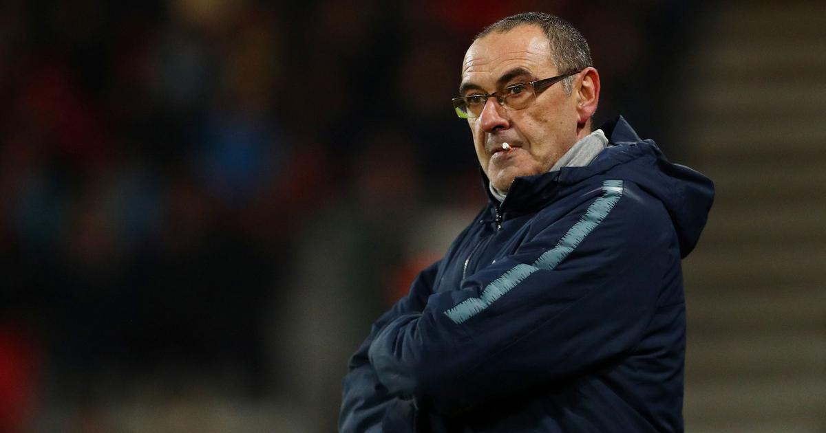 Serie A champs Juventus name former Chelsea boss Maurizio Sarri as new coach