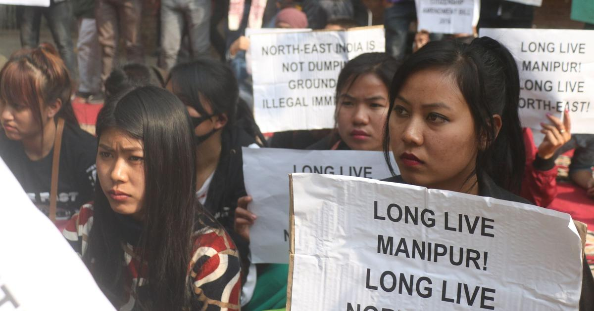 As Manipur gets Inner Line Permit, many Citizenship Bill protestors are still unconvinced