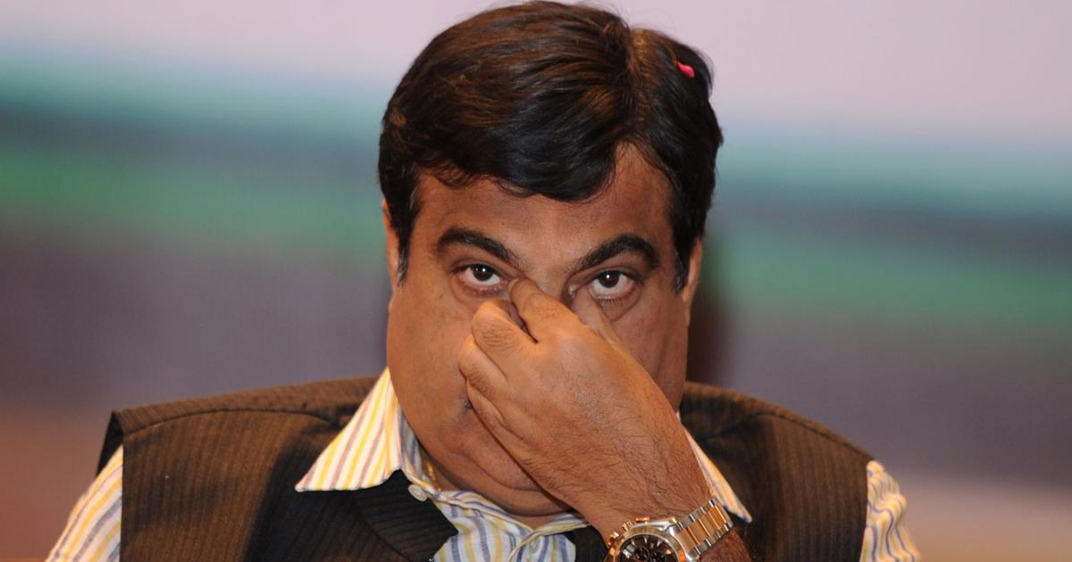 Nitin Gadkari says he will thrash those who discuss caste, Congress calls it a 'direct attack' on PM