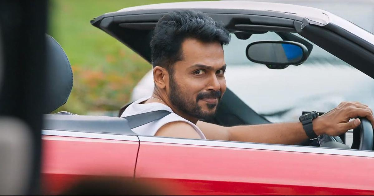 'Dev' trailer: Love, adventure and action in this Karthi-starrer