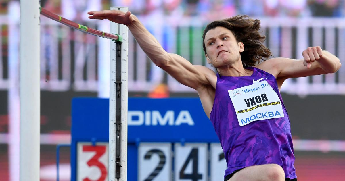 London Olympics gold medallist Ivan Ukhov and 11 other Russian athletes suspended for doping