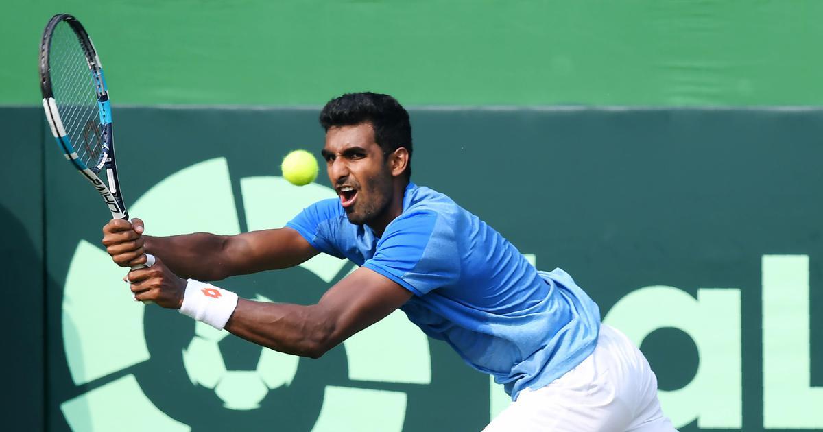 Indian tennis: Prajnesh Gunneswaran reaches new career-best ranking of 80