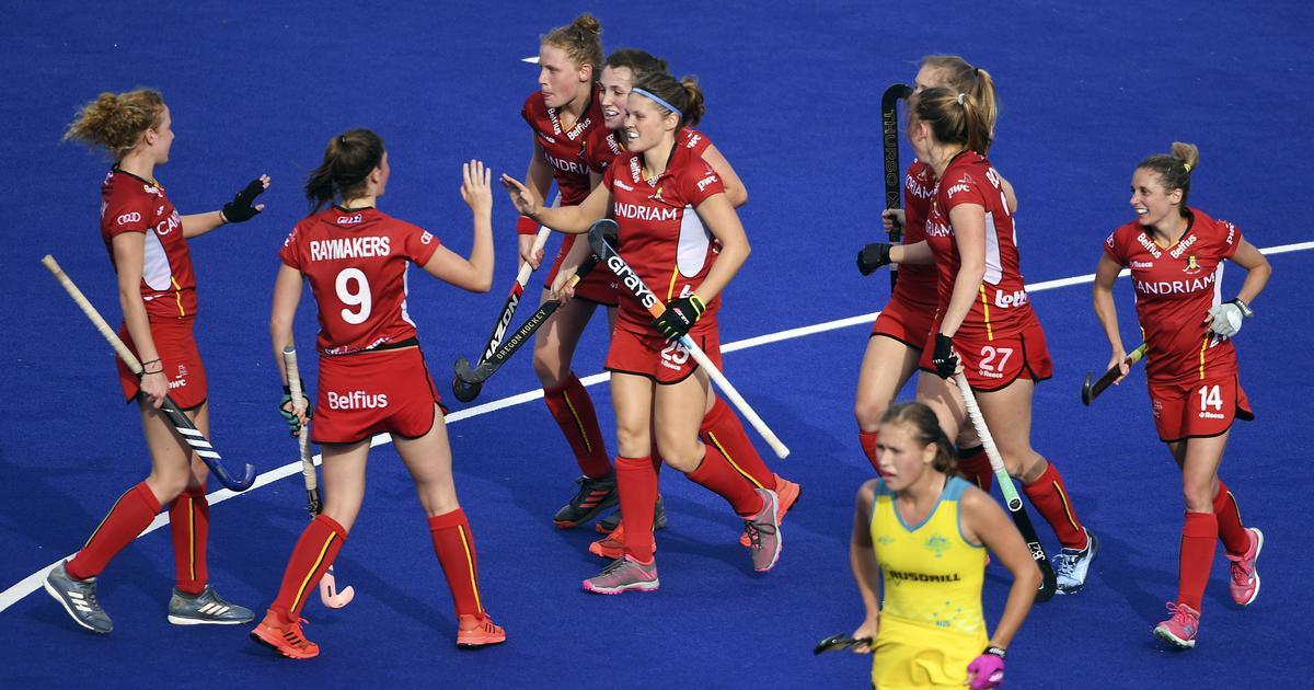 Hockey Pro League: Belgium stun Australian teams in Melbourne