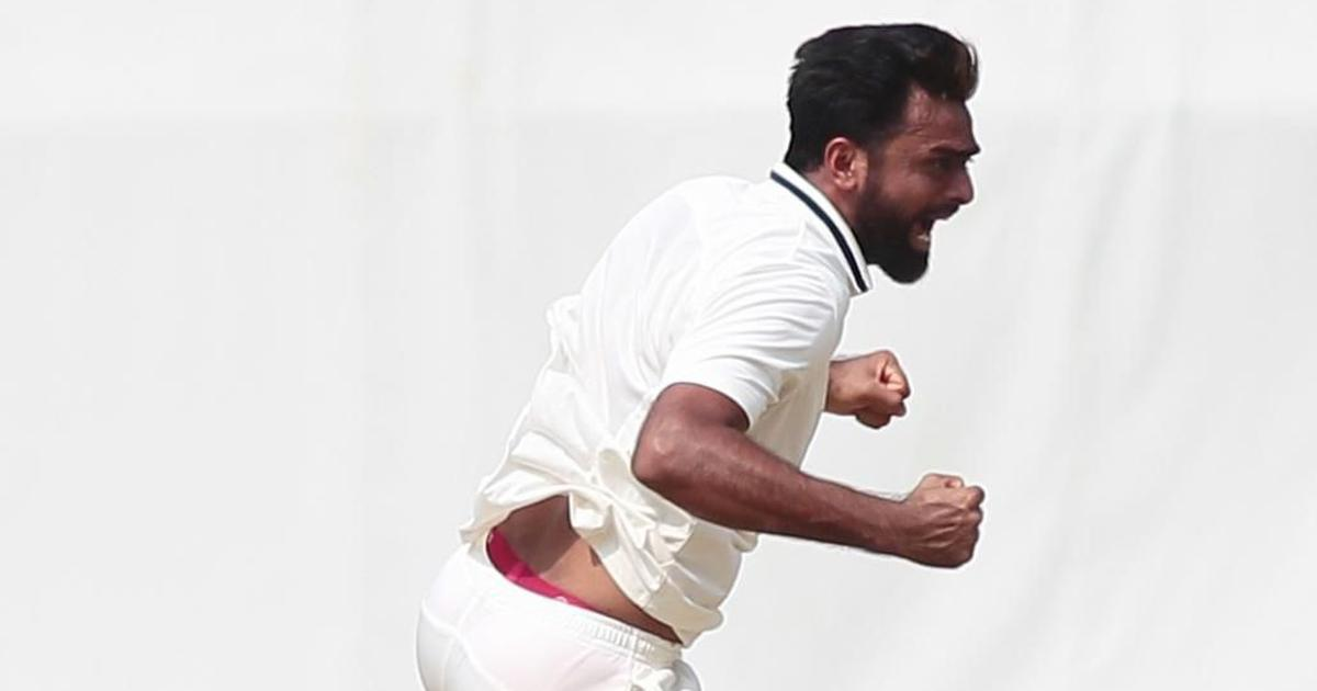 Ranji Trophy round-up: Unadkat's six, Gowtham and Mulani's all-round efforts, Devdhar's lone fight