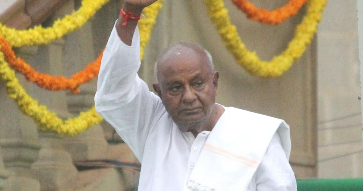 If Rahul Gandhi becomes prime minister, I will be by his side, says HD Devegowda