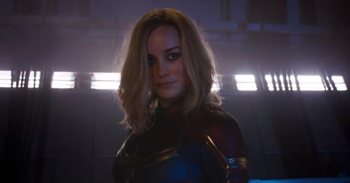 'Captain Marvel' and 'Avengers: Endgame' get new promos during Super Bowl