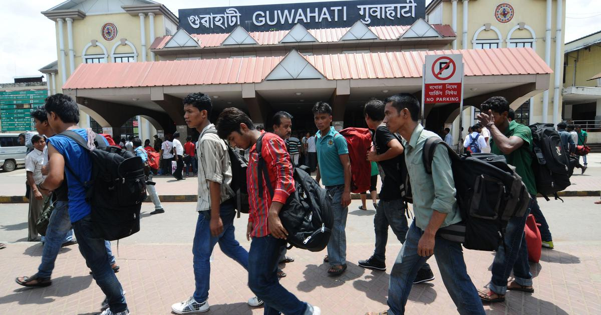 Assam: Bags of explosives found at Guwahati railway station
