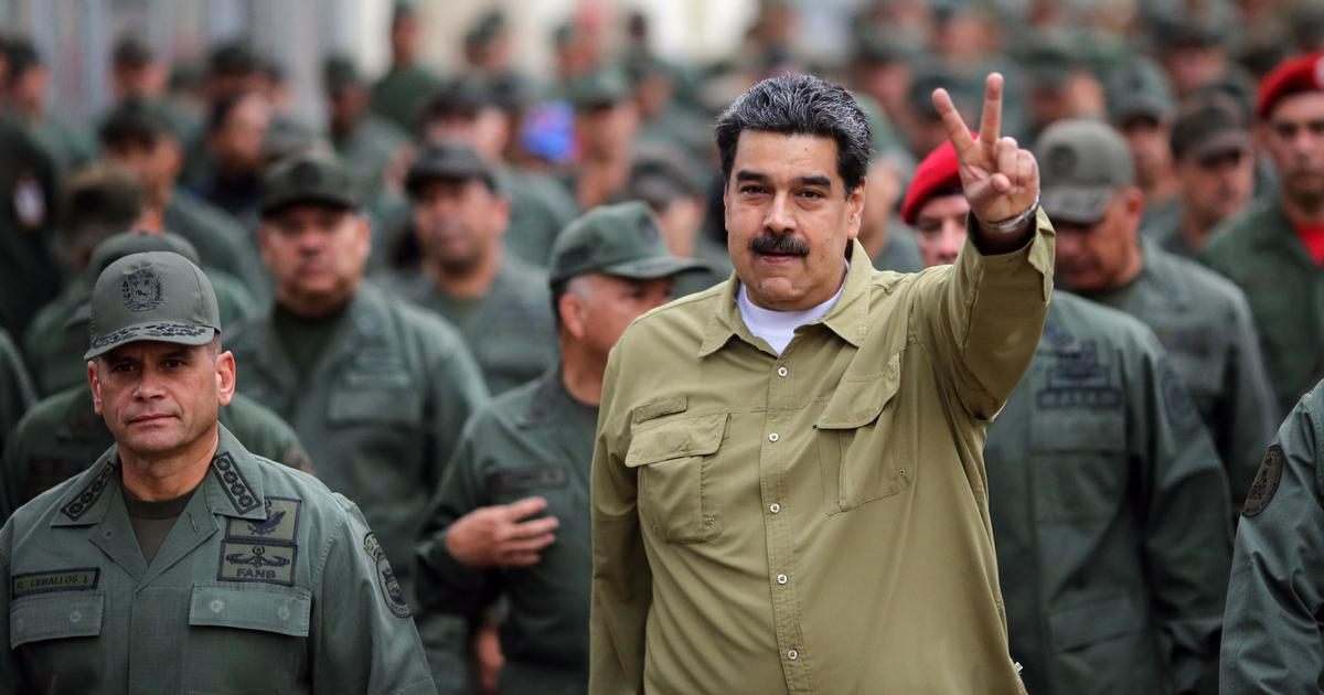 Venezuela crisis: The longer Maduro clings on to power, the more likely a coup will become