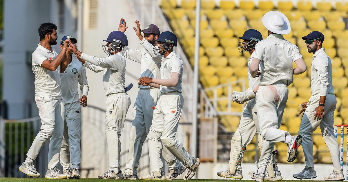 Ranji Trophy: Vidarbha lift back-to-back titles as Aditya Sarwate spins a web around Saurashtra