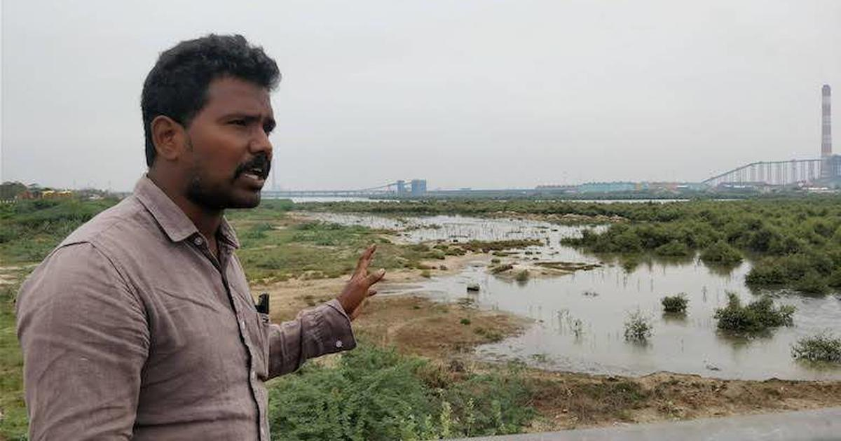 A Tamil Nadu fisherman is making maps to help villagers save their lands from encroachment