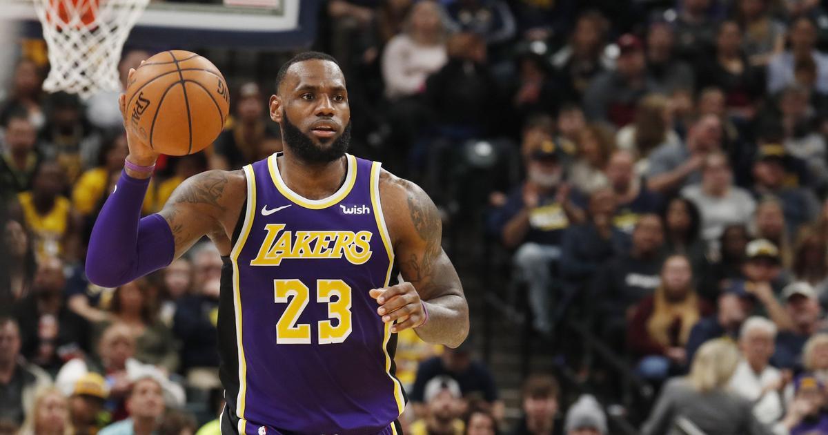 NBA: Antetokounmpo, LeBron James power road wins for Bucks, Lakers, Sixers beat Cavs
