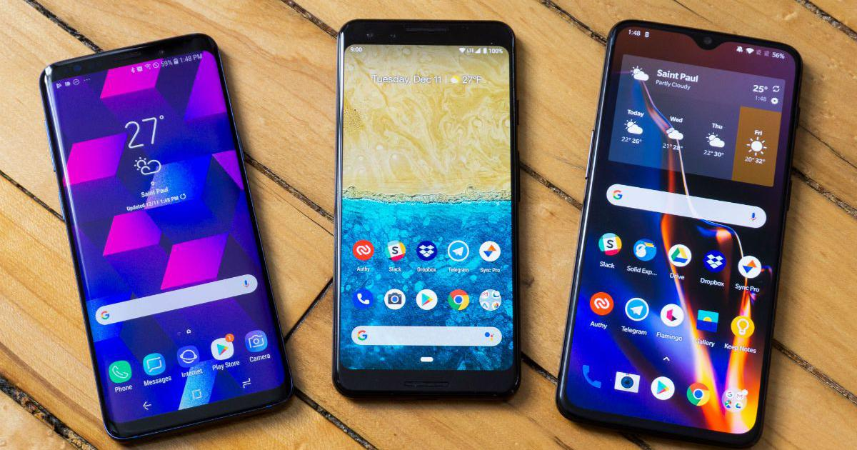 Google or Samsung: Which Android smartphone should you buy?