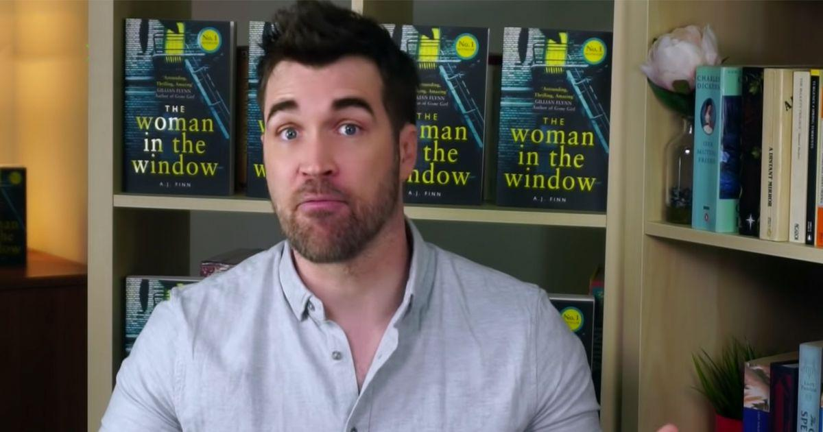 The unreliable narrative of Dan Mallory aka AJ Finn is a commentary on getting ahead in publishing